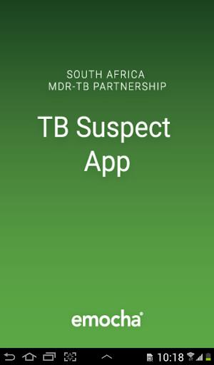 MDR-TB PHC Application