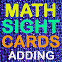 Math Addition Easy Flash Cards icon