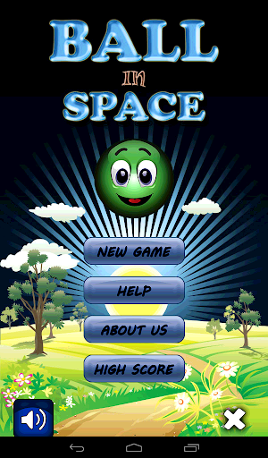 Ball In Space
