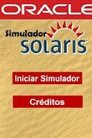 Screenshot of Simulador Solaris 10