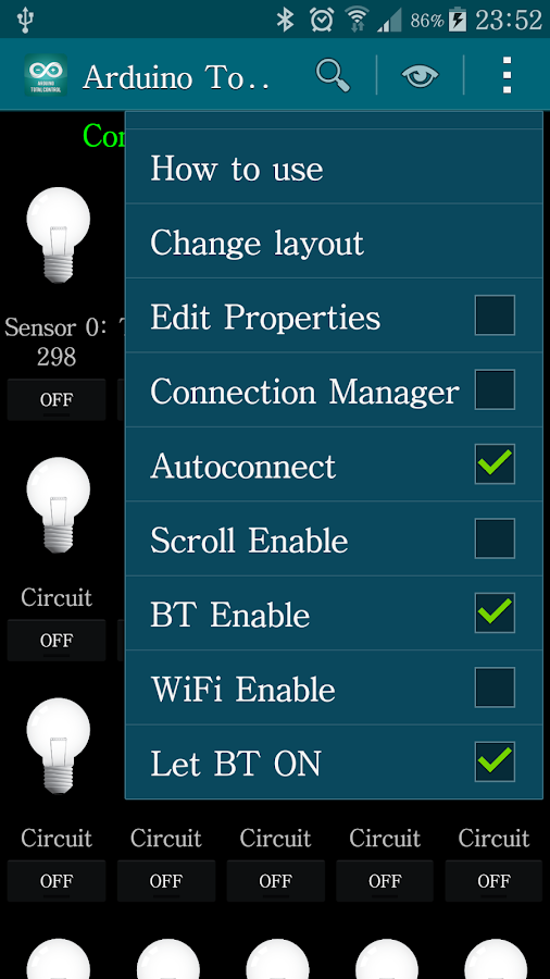 Arduino total control android apps on google play