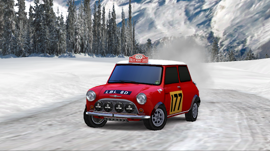 Pocket Rally LITE – Miniaturansicht des Screenshots