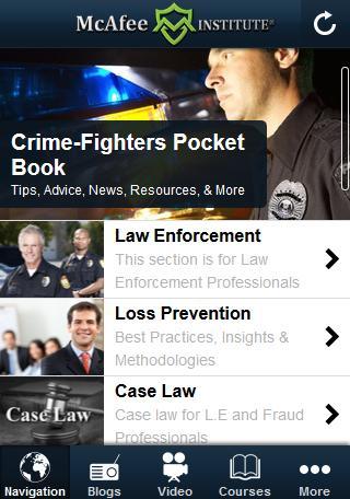 Crime Fighter Pocket Book