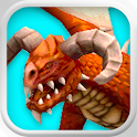 3D Drago Adventure Game icon