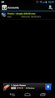Screenshot of DownDroid