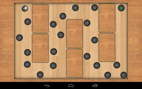 Teeter Pro - free maze game- screenshot thumbnail