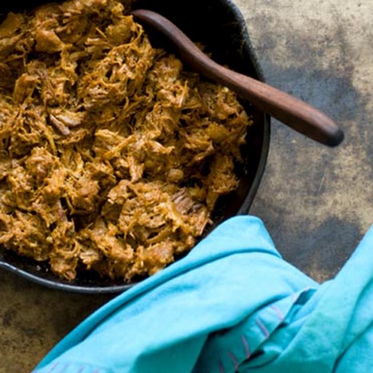 Chilorio, Mexican Pulled Pork Recipe