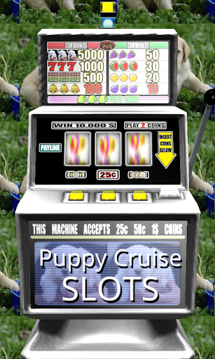3D Puppy Cruise Slots