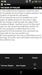 My Bible(Old & New Testaments) APK screenshot thumbnail 2