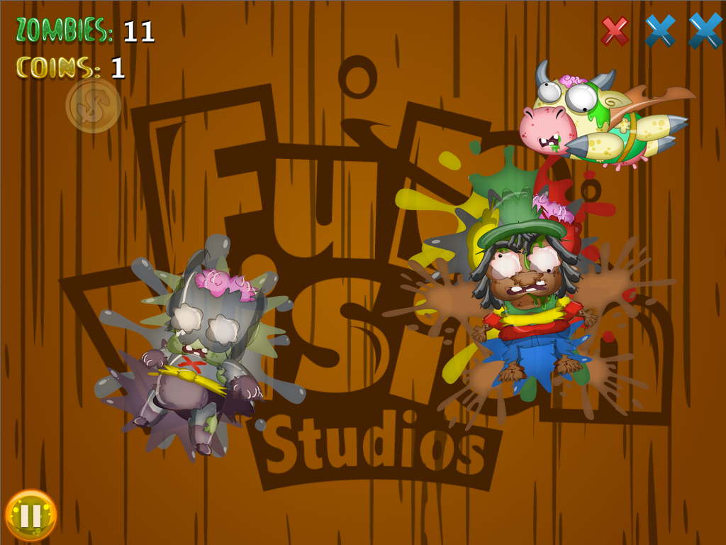 Jelly Zombie Smash - screenshot