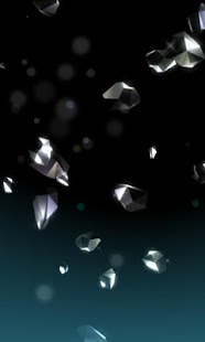 Crystal Live Wallpaper Free - screenshot thumbnail