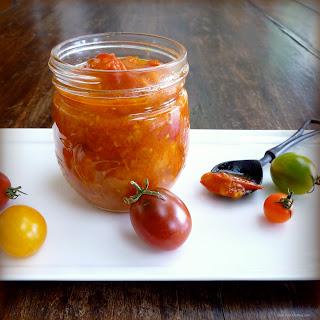 Cherry Tomato Confit.