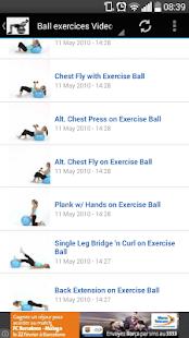 Ball Exercises - náhled