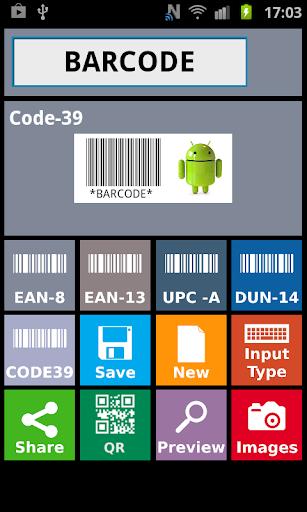 Barcode Creator