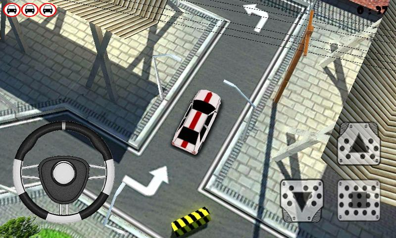 Parking Challenge 3D [LITE] - screenshot