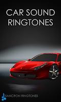 Screenshot of Car Sound Effects Ringtones