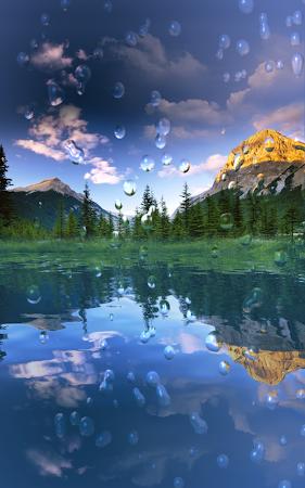 Rain Drop Live Wallpaper 1.6.0 screenshot 887075