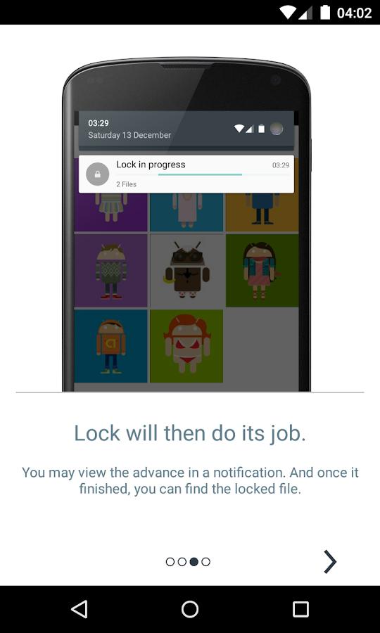 how to change app lock hide code