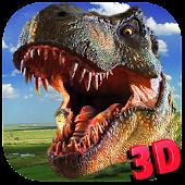 dinosaure fou simulateur 3D