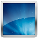 Galaxy Transparent Wallpaper icon
