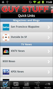 San Francisco Local News - screenshot thumbnail