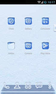 How to get Frozen Next Launcher 3D Theme patch 1.0 apk for pc