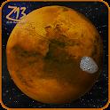Mars HD Live Wallpaper Free icon