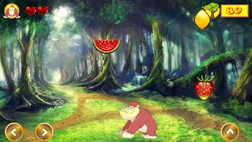 【免費休閒App】有趣的水果飼養大猩猩-APP點子