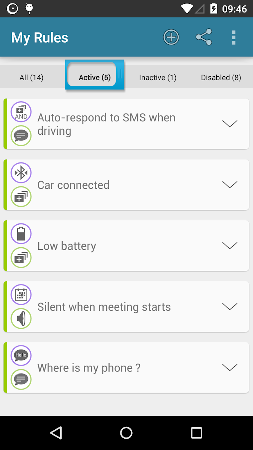 AutomateIt - Smart Automation - screenshot