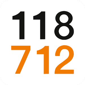 118 712 pour tablette Icon
