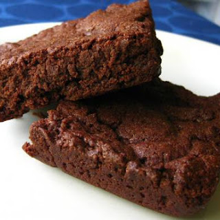 Chocolate Yogurt Brownies