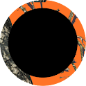 Mossy Oak Orange Ring Theme icon