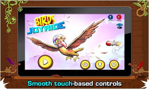 Birds Joyride - Endless Game