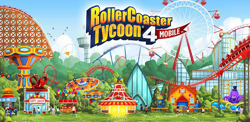 rollercoaster tycoon 3 android download