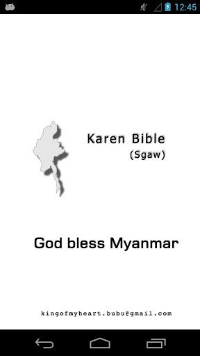 Karen Bible
