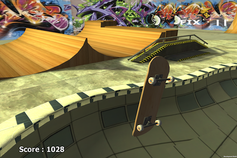Skateboard +- screenshot