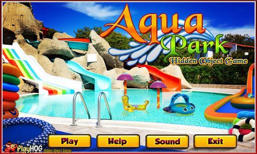 Aqua Park - Free Hidden Object