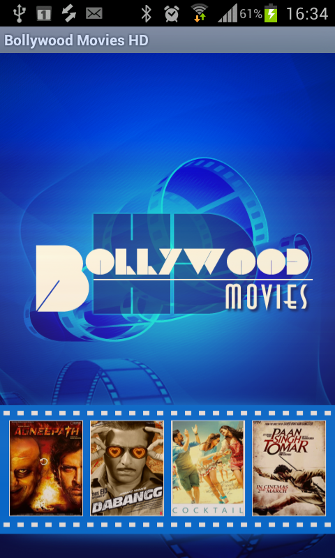 Bollywood Hindi Movies - screenshot