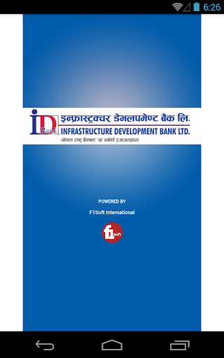 Infrastructure Mobile Banking