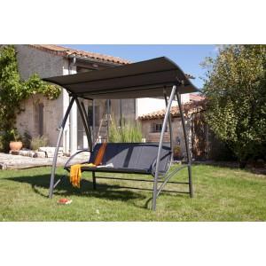 acheter balancelle de jardin oc o narbonne chez arc en ciel dilengo. Black Bedroom Furniture Sets. Home Design Ideas