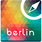 Berlin Offline Map Guide Hotel icon