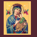 Mother Mary Novena Book icon