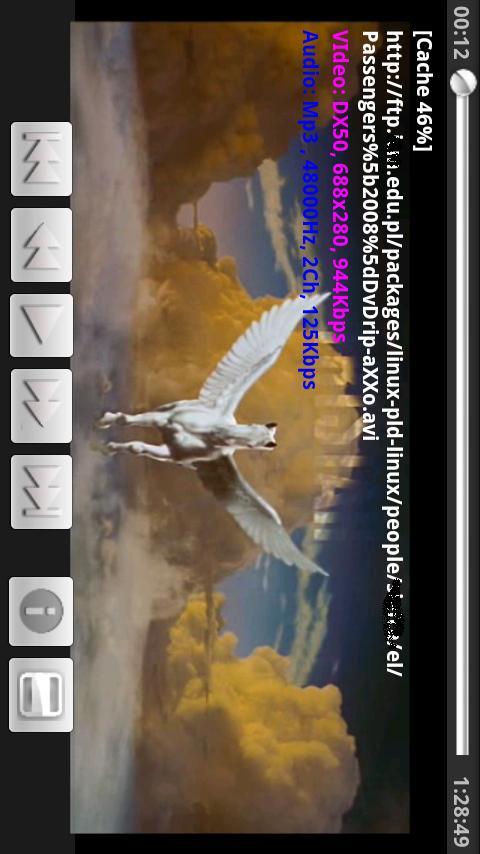 yxplayer2 Neon- screenshot