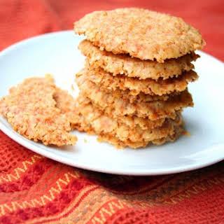 Chipotle Cheese Crisps (Gluten Free).