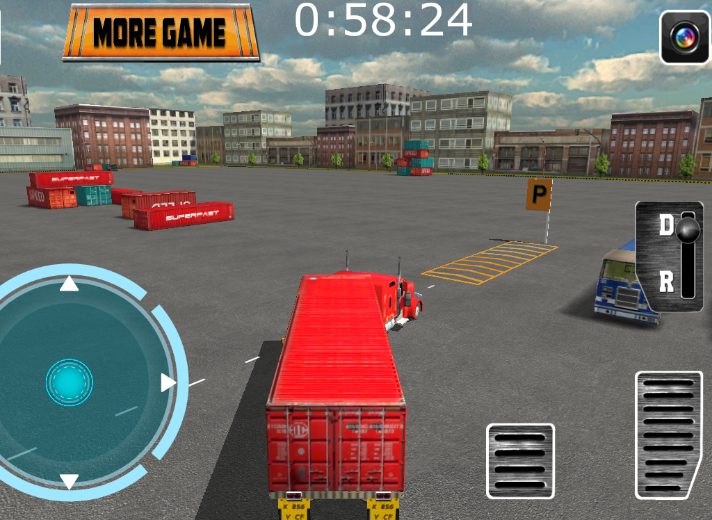 18 Wheels Driver 2 Download
