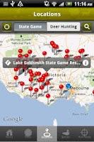 Screenshot of Vic Hunting