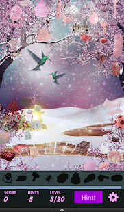Hidden Object - Winter Spring- screenshot thumbnail