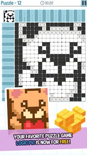 Logic Pic - Picture Puzzle