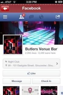 BUTLERS Venue Bar Screenshot 4