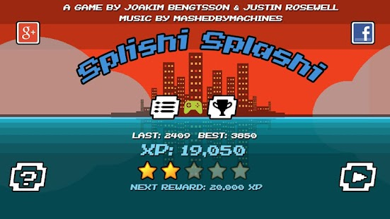 Splishi Splashi - screenshot thumbnail